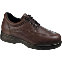 Drew Shoes - Walker II - Brown Leather - Casual Shoe