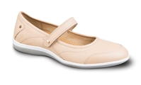 Revere - Adelaide - Taupe - Women's Mary Jane
