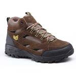 Apis Mt. Emey 9703-L - Hiking Boots - Men's Comfort Therapeutic Boot - Medium (D) - Extra Wide (9E) - Extra Depth for Orthotics