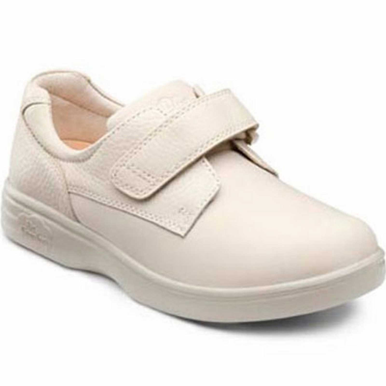 Women S Leather Velcro Shoes