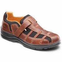 Dr. Comfort - Betty - Chestnut - Sandal