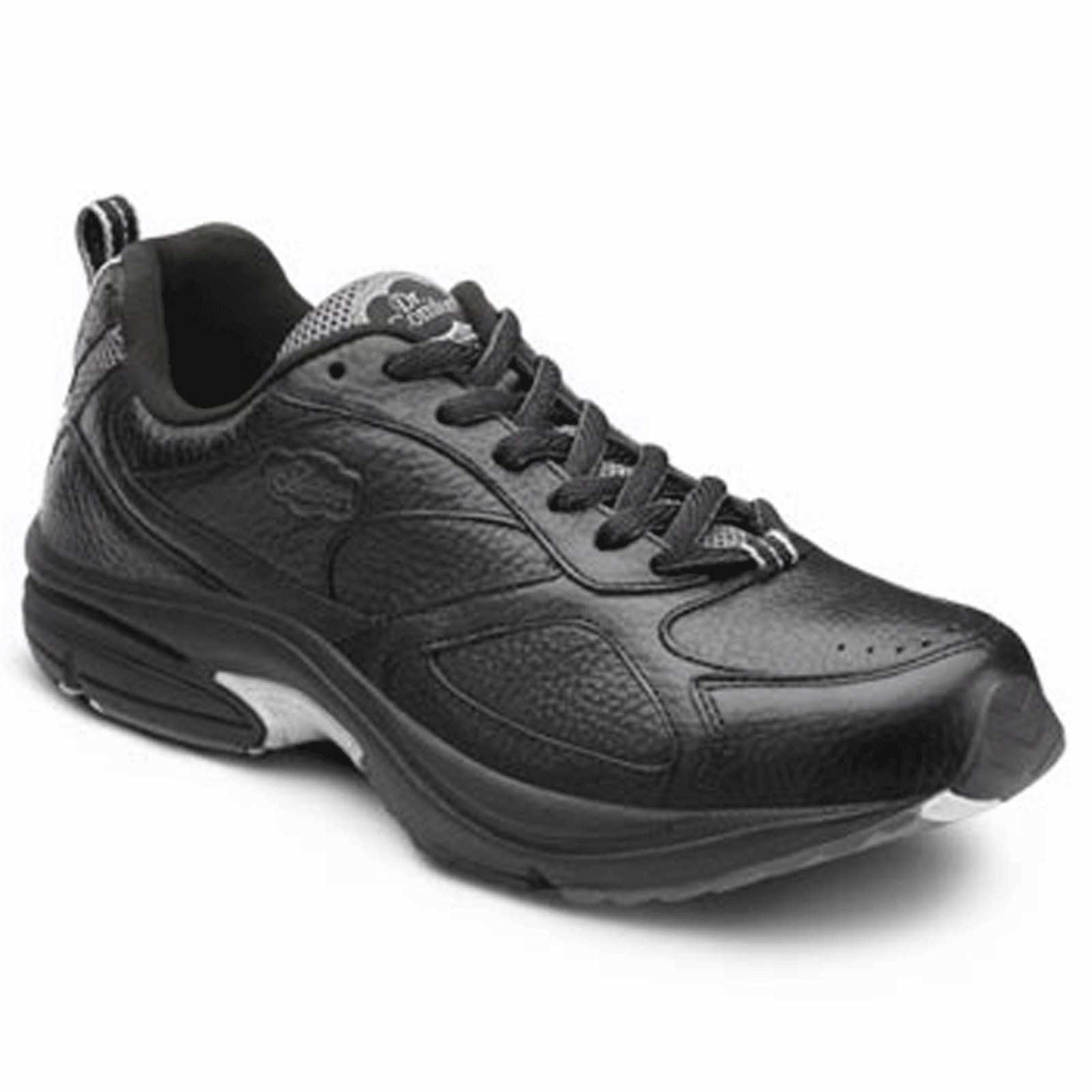 Dr. Comfort Shoes Winner Plus (formerly Champion Plus) - Men's Comfort Therapeutic Diabetic Shoe with Gel Plus Inserts - Athletic - Medium (B) - Extra Wide (4E) - Extra Depth for Orthotics