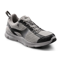 Dr. Comfort - Chris - Grey - Athletic Shoe