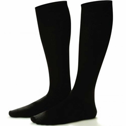 Dr. Comfort - Firm Support & Compression (20-30) Cotton Dress Socks for Men