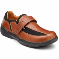 The Dr. Comfort Douglas - Chestnut - Casual