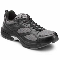 The Dr. Comfort - Endurance Plus - Black - Casual, Athletic