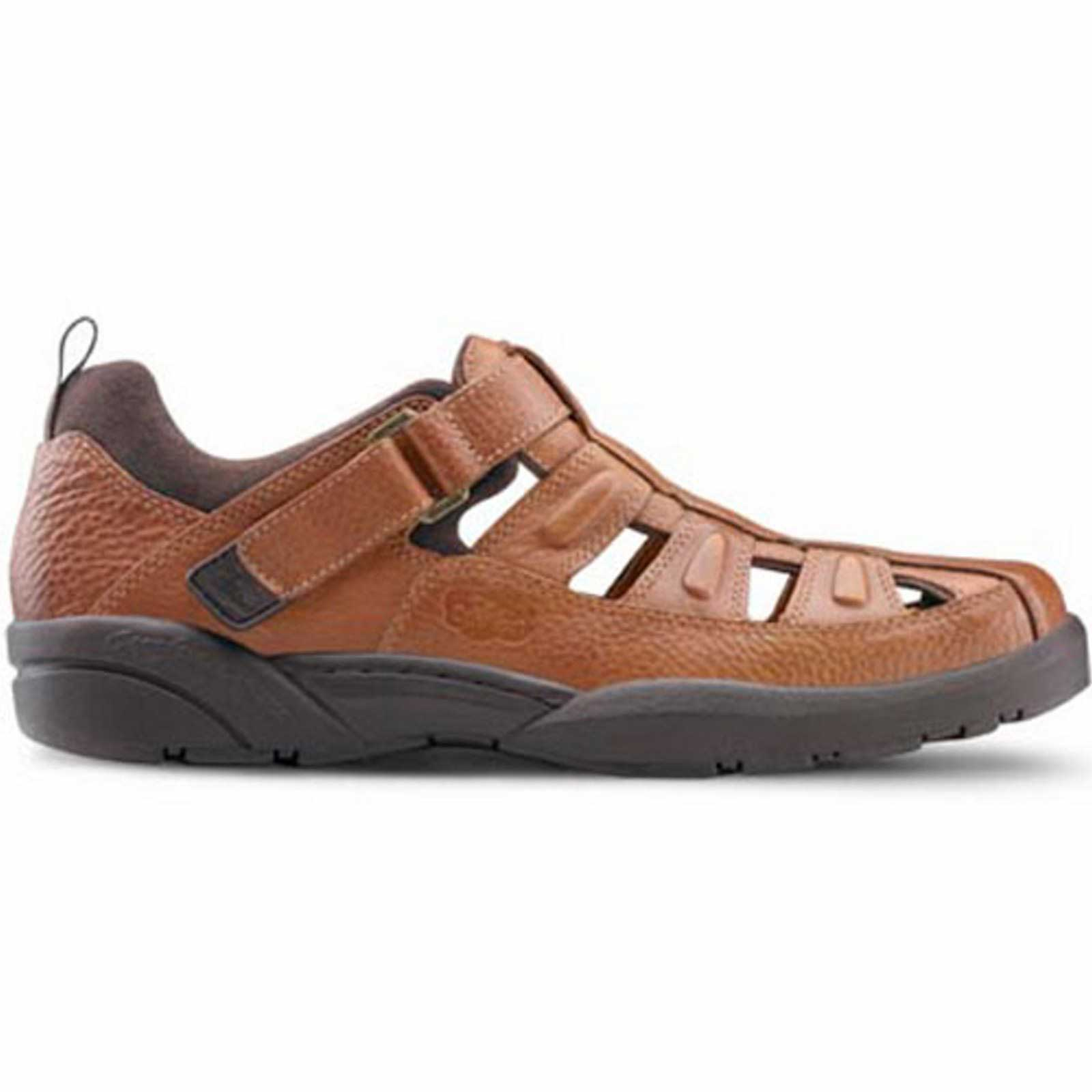Dr comfort fisherman moderate sandal casual for Mens fishing sandals