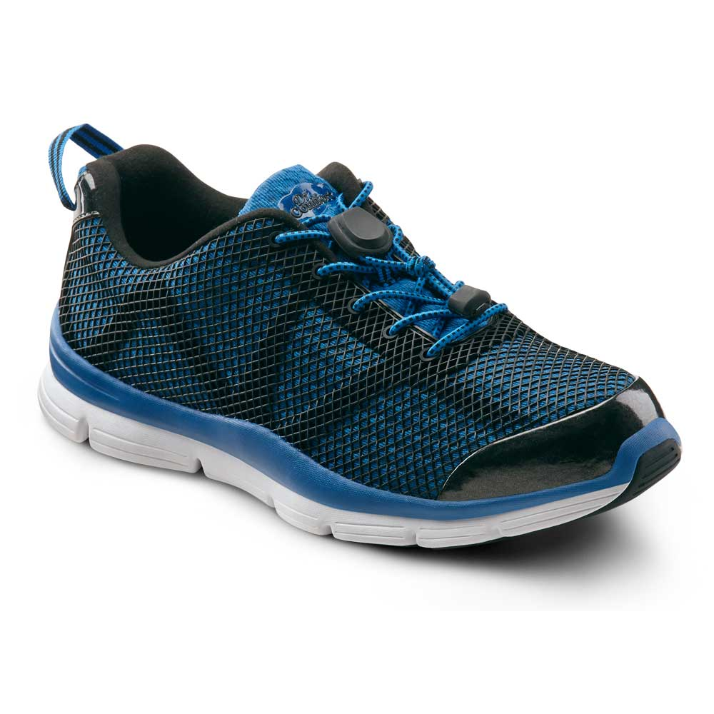 Dr. Comfort - Jason - Blue - Athletic Shoe