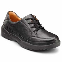 The Dr. Comfort Justin - Black - Casual