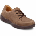 The Dr. Comfort Justin - Chestnut Suede - Casual