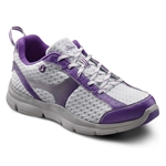 Dr. Comfort Shoes Meghan - Women's Comfort Therapeutic Diabetic Shoe with Gel Plus Inserts - Athletic - Medium - Extra Wide - Extra Depth for Orthotics