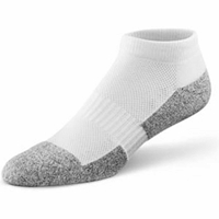 Dr. Comfort - No-Show Socks - Athletic, Casual, Dress, Medical