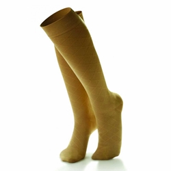 Dr. Comfort - Firm Support & Compression (20-30) Nylon Fashion Trouser Socks for Women