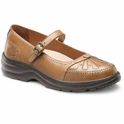 Dr. Comfort - Paradise - Saddle Tan - Casual & Dress