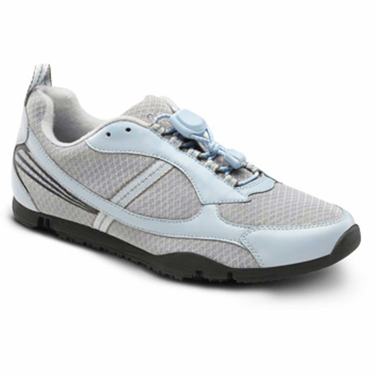 The Dr. Comfort Sandy - Blue - Flex-OA - Casual for Knee Pain