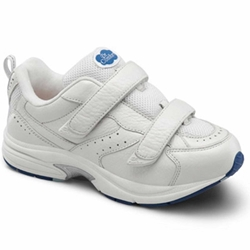 Dr. Comfort - Spirit-X - White - Athletic, Medical Shoe