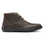 Dr. Comfort - Ruk - Brown - Dress Boot