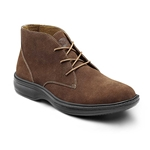 Dr. Comfort - Ruk - Rust - Dress Boot