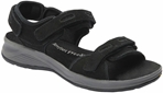 Drew Shoes Cascade 17051 - Women's Casual Comfort Therapeutic Diabetic Sandal - Extra Depth for Orthotics