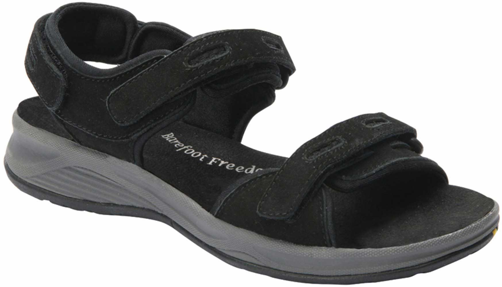 Drew Shoes Cascade 17051 - Women's Comfort Therapeutic Diabetic Shoe with Removable Footbed - Sandal - Narrow (AA) - X-Wide (2E) - Extra Depth for Orthotics