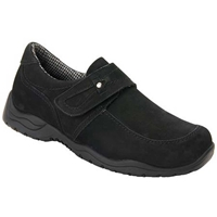 Drew Shoes - Antwerp - Black Nubuck - Casual Shoe