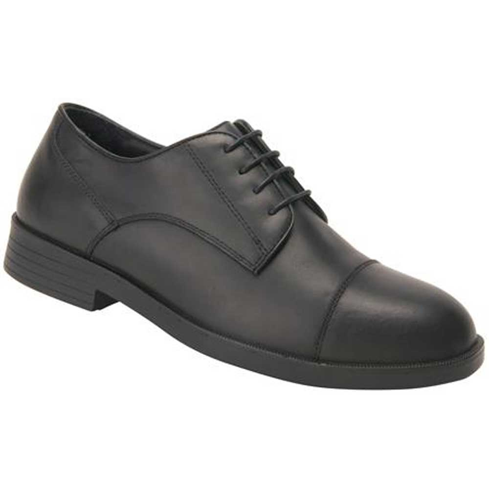 Drew Shoes - Cambridge - Black Leather - Dress Shoe