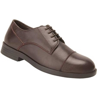 Drew Shoes - Cambridge - Brown Leather - Dress Shoe