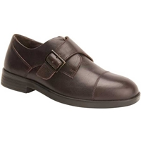 Drew Shoes - Canton - Brown Leather - Dress Shoe