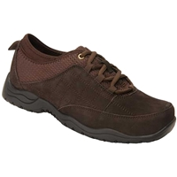 Drew Shoes - Lisbon - Brown Nubuck - Casual Shoe