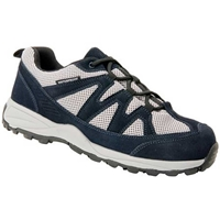 Drew Shoes - Trail - Navy Suede - Athletic Shoe