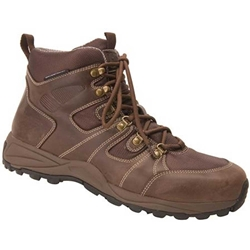 Drew Shoes - Trek - Brown Leather - Boot and Athletic Shoe
