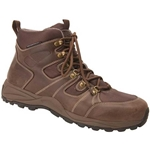 Drew Shoes Trek 40697 - Men's Casual Comfort Therapeutic Diabetic Hiking Boot - Extra Depth for Orthotics