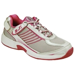 Orthofeet Shoes Verve 973 - Women's Comfort Therapeutic Diabetic Shoe - Sneaker Athletic Shoe - Medium - Extra Wide - Extra Depth for Orthotics