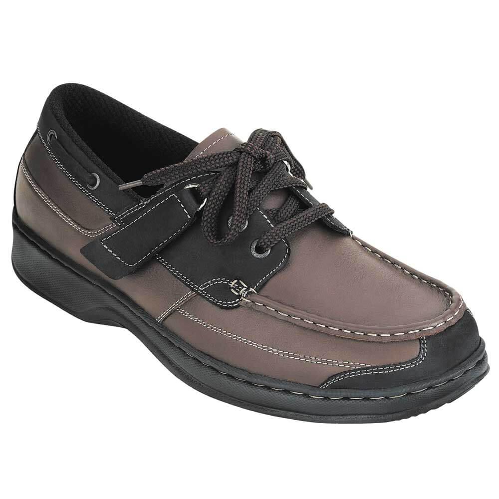 Orthofeet Baton Rouge 422 Casual Boat Comfort Shoe