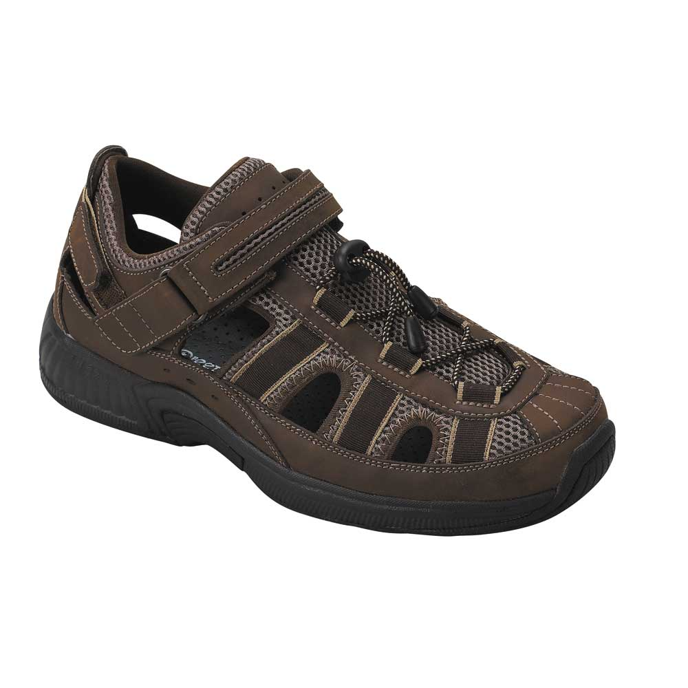 Orthofeet Clearwater 573 Sandal Comfort Shoe
