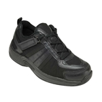 Orthofeet Shoes Monterey Bay 611 - Men's Comfort Therapeutic Diabetic Shoe - Sneaker and Athletic Shoe - Medium - Extra Wide - Extra Depth for Orthotics