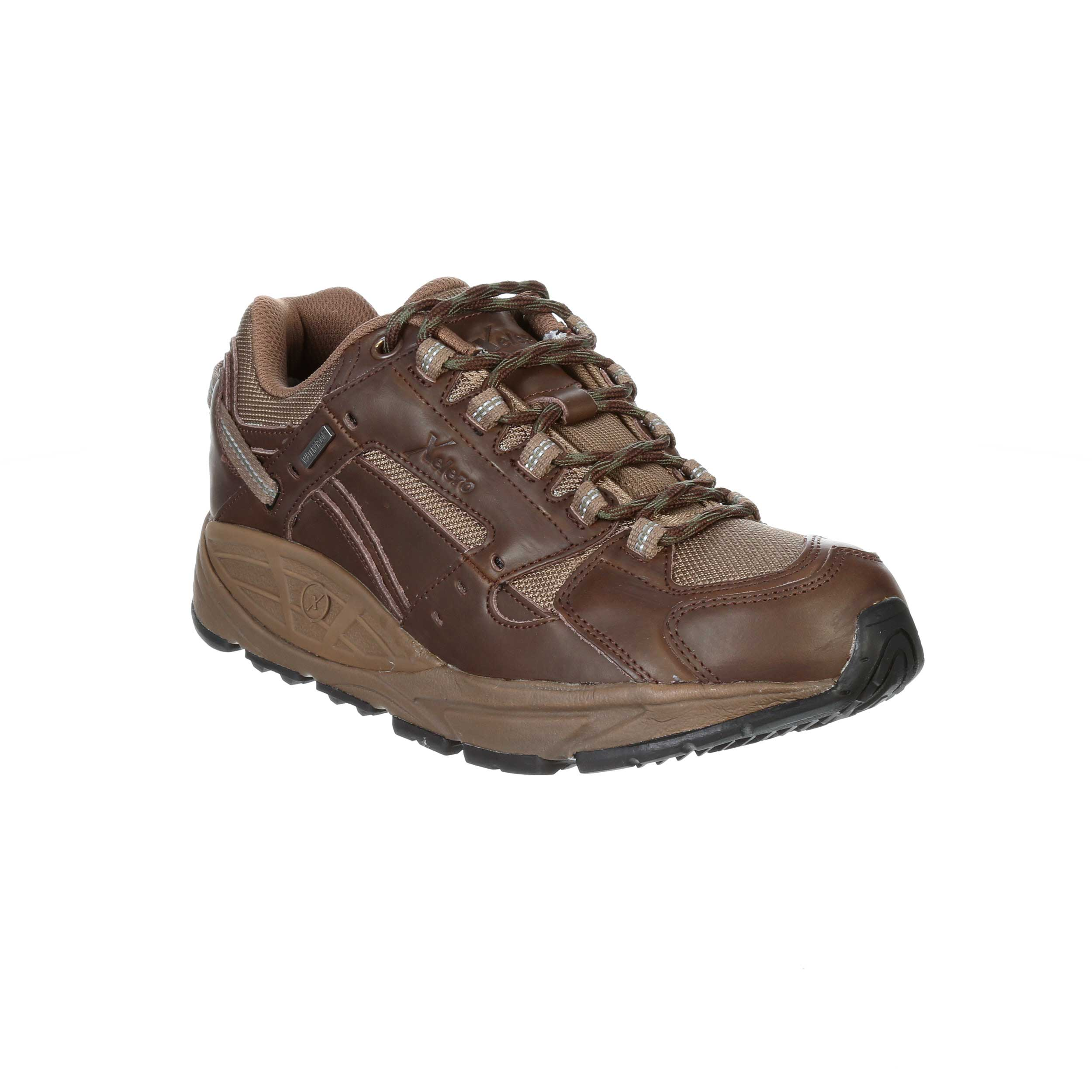 Xelero Shoes Summit X78445 - Men's Comfort Therapeutic Shoe - Outdoor Hiking Boot and Athletic Shoe - Medium (D) - Extra Wide (4E) - Extra Depth for Orthotics